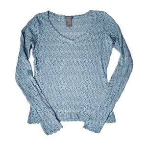 Ann Taylor blue Sweater